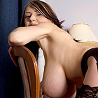 Merilyn Sakova: Merilyn as the secretary you wish you had